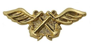 Navy Collar Device: Aviation Boatswain- each