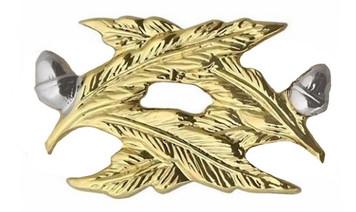 Navy Collar Device: Civil Engineer - gold- each