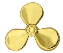 Navy Collar Device: Engineer and Nuclear Power Technician – gold- each