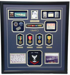 United States Navy Ranger Display