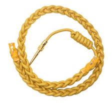 Army Service Aiguillette- Synthetic Gold