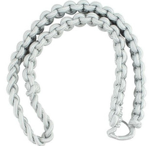 Army Shoulder Cord: 2723 Grey