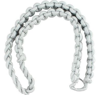 Army Shoulder Cord: 2723 Grey