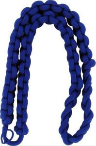 Army Shoulder Cord: 2723 Interwoven Royal Blue