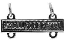 Army Qualification Bar: Bore Pistol - mirror finish