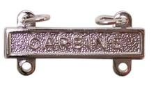 Army Qualification Bar: Carbine - mirror finish
