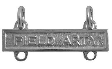 Army Qualification Bar: Field Artillery - mirror finish