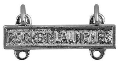 Army Qualification Bar: Rocket Launcher - mirror finish