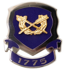 Army Corps Crest: Judge Advocate – 1775- each