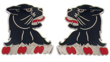 Army Crest: 11th Engineer Battalion- pair