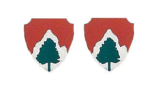Army Crest: 23rd Engineer Battalion- No Motto- pair