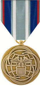 Air Force- Air and Space Command Medal (AFASCM)