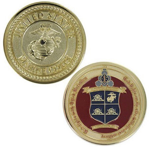 Marine Corps Coin: Third Battalion Eleventh Marines