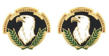Army Crest: Acquisition Executive Support Center- pair