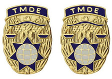 Army Crest: TMDE Activity – TMDE- pair