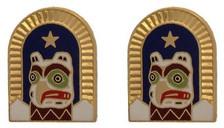 Army Crest: US Army Alaska- pair