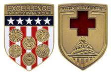 Coin: Walter Reed Bethesda Shield
