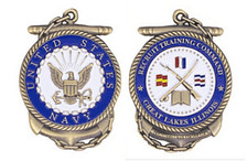 Navy Recruit Training Command Great Lakes Illinois