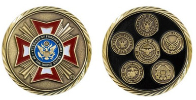 Coin: Veteran of Foreign Wars