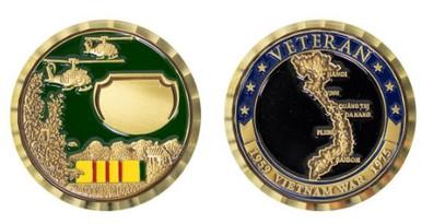 Coin: Vietnam Veteran
