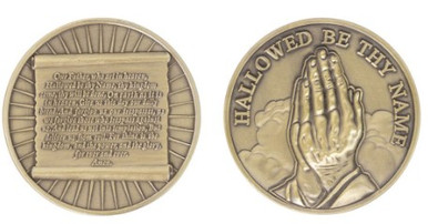 Coin: Lords Prayer