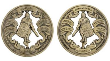 Coin: Armor of God – Spinner