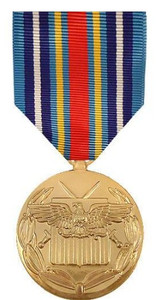 Full Size Medal: Global War on Terrorism Expeditionary - 24k Gold Plated