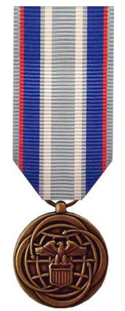 Air Force Miniature Medal: Air and Space Campaign