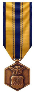 Air Force Miniature Medal: Commendation