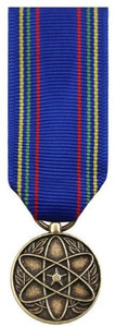 Air Force Miniature Medal: Nuclear Deterrence Operations Service
