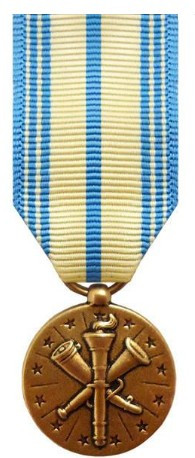 Miniature Medal:  Armed Forces Reserve