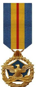 Miniature Medal: Defense Distinguished Service