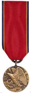 Miniature Medal: Navy Reserve