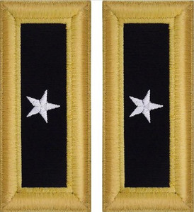 Army Brigadier General Shoulder Board