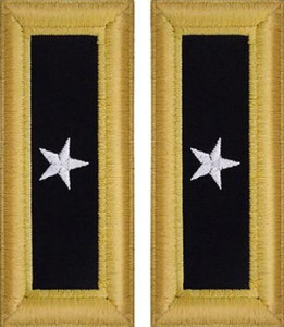 Army Brigadier General Shoulder Board- Female