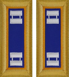 Army Captain Shoulder Board- Aviation– Female