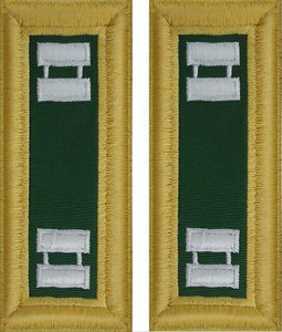 Army Captain Shoulder Board- Captain Special Forces