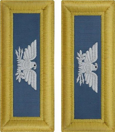 Army Colonel Shoulder Board- Infantry