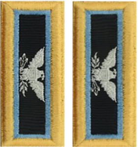 Army Colonel Shoulder Board- Inspector General