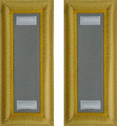 Army First Lieutenant Shoulder Board- Finance