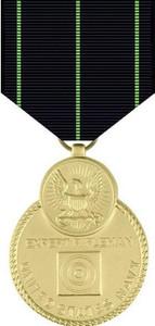 Navy Expert Rifle Medal