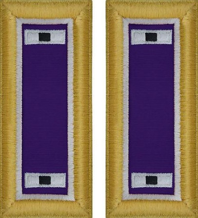 Army Warrant Officer 1 Shoulder Board- Civil Affairs
