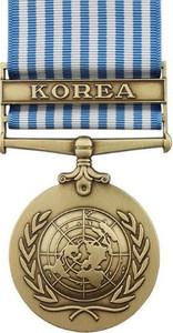 United Nations Service Korea