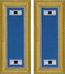 Army Warrant Officer 1 Shoulder Board- Military Intelligence