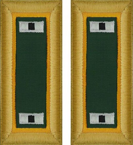 Army Warrant Officer 1 Shoulder Board- Military Police