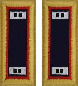 Army Warrant Officer 2 Shoulder Board- Adjutant General