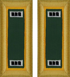 Army Warrant Officer 3 Shoulder Board- Military Police