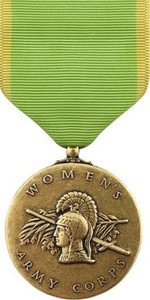 Women's Army Corp Medal
