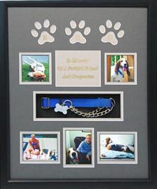 16 x 20 Pet Memorial Shadow Box Frame #4