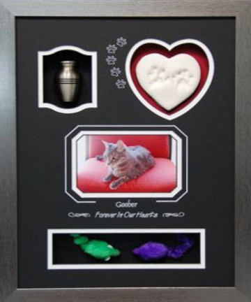 16 x 20 Pet Memorial Shadow Box Frame #6